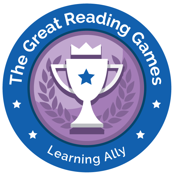 the great reading games are here!