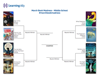 march book madness middle school