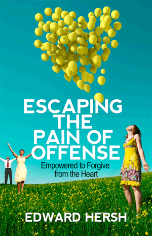 Escaping the Pain of Offense Book Cover