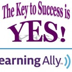 YES! and Learning Ally Logo