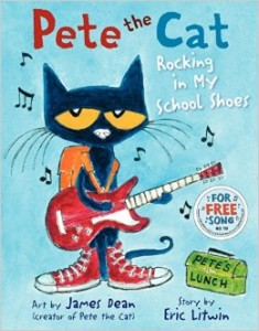 Pete the Cat Rocking in My School Shoes audiobook