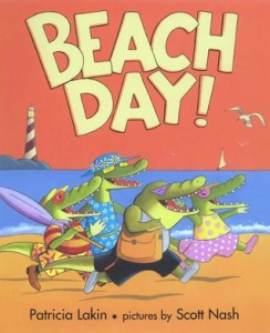 Beach Day book cover