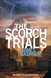 Scorch Trials audiobook