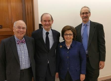 David Boies, Bennett & Sally Shaywitz, Doug Sprei