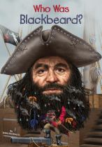 Who Was Blackbeard Book Cover