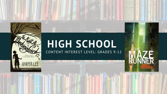 High School Book Banner