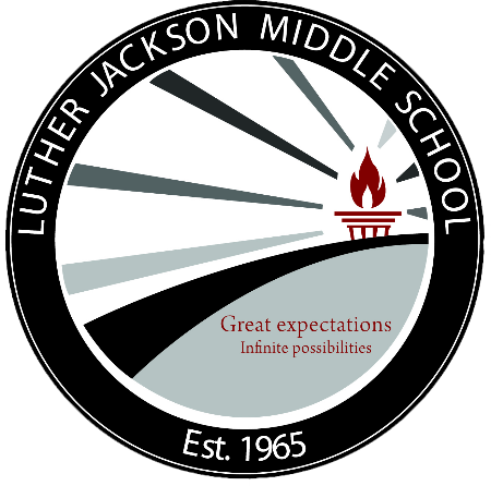 Luther Jackson Middle Logo
