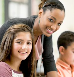 Understand the 4 categories of student eligibility for Learning Ally