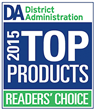 District Administrators top products of 2015
